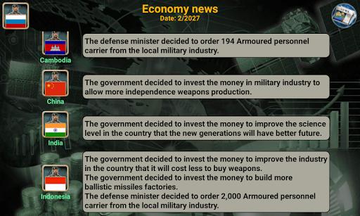 Asia Empire 2027 screenshots 8