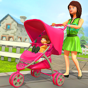 Mother Simulator Virtual Happy Family Life Game