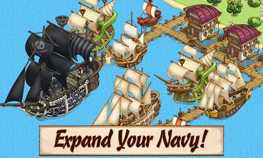 Pirates of Everseas Screenshot 1