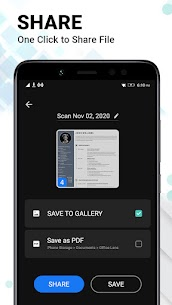 Document Scan – PDF Scanner App Premium MOD APK 4