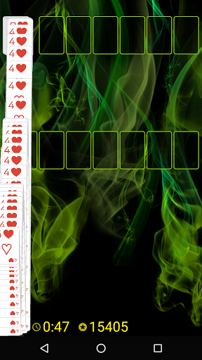 All In a Row Solitaire screenshots 2