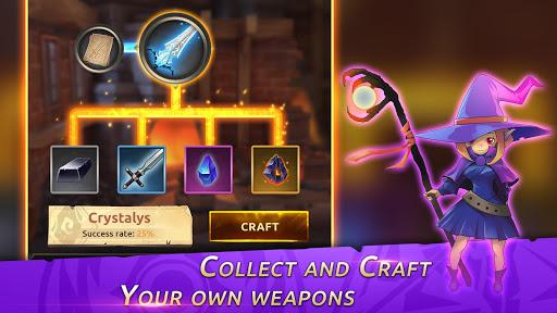 Knight War: Idle Defense 1.6.9 screenshots 6