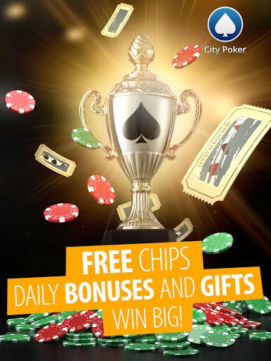 City Poker: Holdem, Omaha  screenshots 10