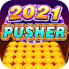 Coins Pusher - Lucky Slots Dozer Arcade Game