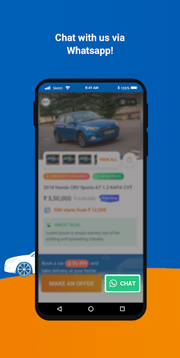 CARS24u00ae u2013 Sell Used Car at Best Price, Buy Old Car 4.7 screenshots 2