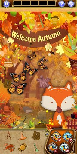 Hidden Object - Autumn Garden  screenshots 5