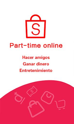 PART-TIME-ONLINE 1.0.0 Screenshots 1