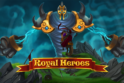 Royal Heroes: Auto Royal Chess screenshots 1