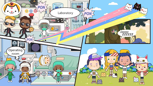 Miga Town: My Hospital 1.5 Screenshots 15