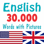 English 30000 Words with Pictures