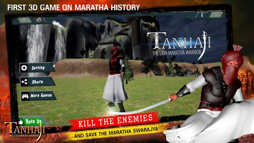 Télécharger Tanhaji - The Lion Maratha Warrior Of Ch. Shivaji APK MOD (Astuce) screenshots 1