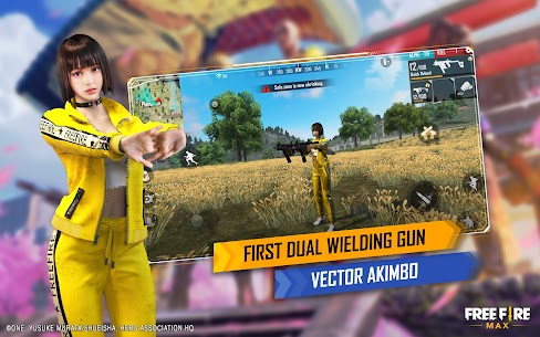 Garena Free Fire MAX Apk Mod + OBB/Data for Android. 4