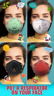 Face mask - medical & surgical mask photo editor 1.0.22 Screenshots 3