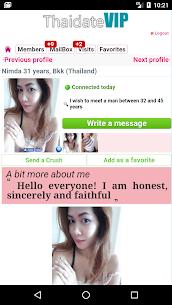 Thaidate VIP – Online Dating with Thai Women 1.1 036 MOD + APK + DATA Download 3