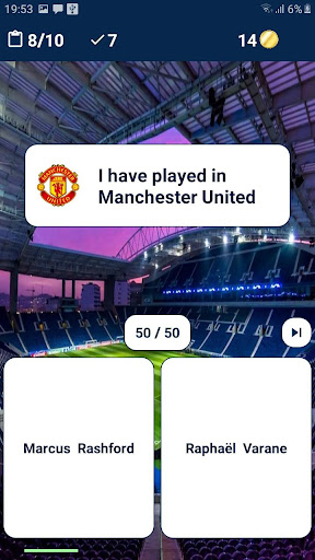 Football Player Quiz 2020 1.1.2 screenshots 6