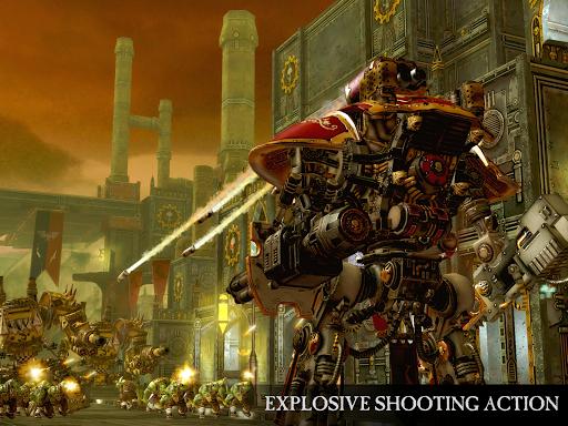 Warhammer 40,000: Freeblade screenshots 18