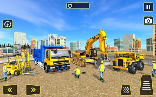 Grand City Road Construction Sim 2018 modavailable screenshots 10
