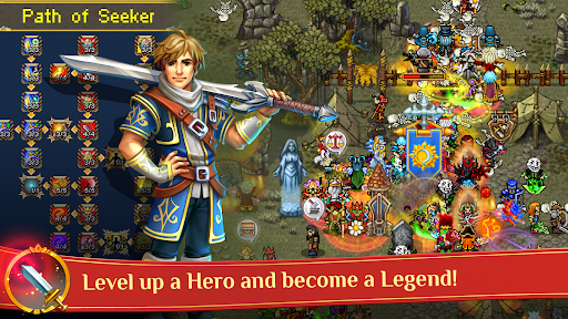 Warspear Online - Classic Pixel MMORPG (MMO, RPG)  screenshots 2