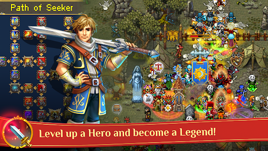Warspear Online – Classic Pixel MMORPG (MMO, RPG) 2