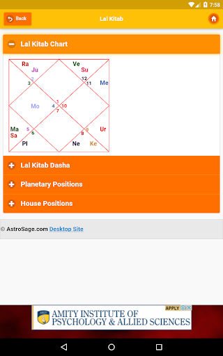 Kundli Software: Astrology & Horoscope, Chat/ Call  screenshots 18