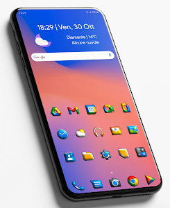 Pixly Limitless 3D - Icon Pack 2.5.1 (Patched)