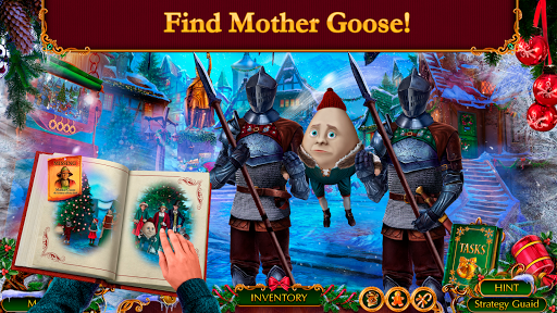 Hidden Objects - Christmas Spirit 2 (Free To Play) screenshots 1