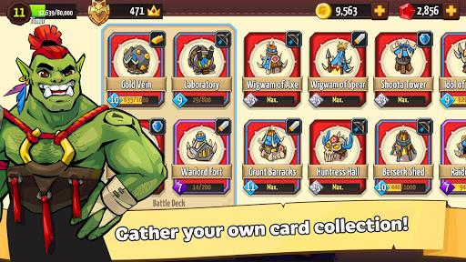 Like a King RTS: 1v1 Strategy screenshots 15