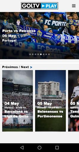 GolTV Play 2.1.1 Screenshots 2