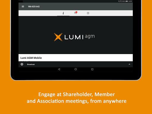 Lumi AGM screenshot 7