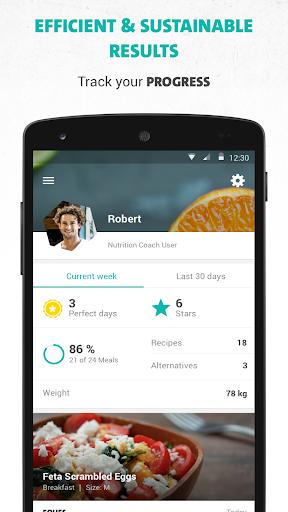 Freeletics Nutrition  Screenshots 5