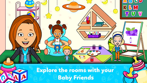 My Tizi Town - Newborn Baby Daycare Games for Kids 1.0 screenshots 1