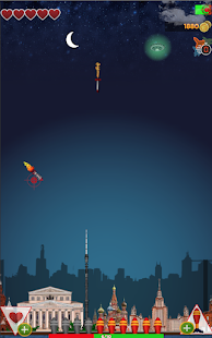 City Under Attack Missile Game