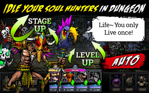 Idle Eternal Soul - Auto, Clicker, AFK, RPG modavailable screenshots 14