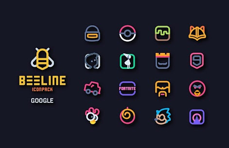 BeeLine Icon Pack v1.9 (Patched) 4