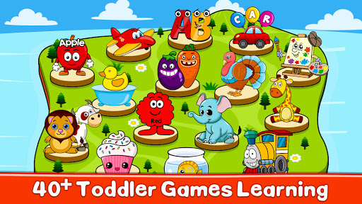Toddler Learning Games for 2-5 Year Olds screenshots 2