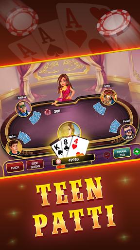 Card Club : Teen patti , CallBreak , Rummy , poker 2.14 screenshots 2