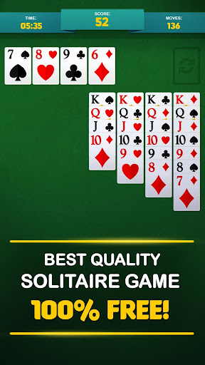 Solitaire Card Game Classic 1.0.17 screenshots 1