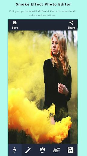Smoke Effect Photo Editor - Smoke Effect Maker 2.0.0 Screenshots 12