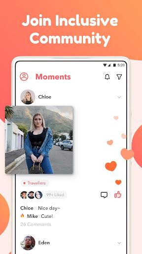 WooPlus Dating - Meet, Match & Date Curvy Singles 5.6.1 Screenshots 5