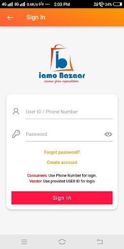IAMO BAZAAR 1.1.6 Screenshots 2