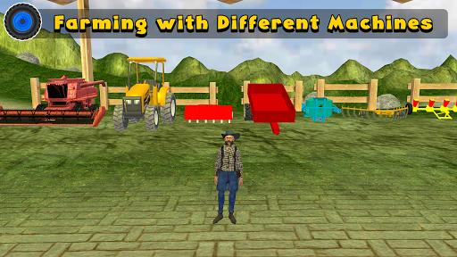 Tractor Farming Driver : Village Simulator 2020 2.3 screenshots 9