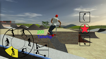 Scooter Freestyle Extreme 3D