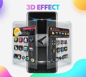 CM Launcher 3D – Theme & Wallpapers 2