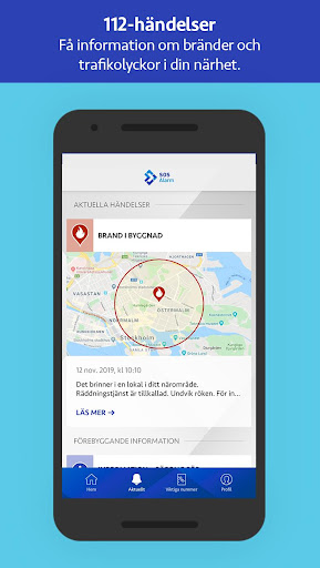 SOS Alarm modavailable screenshots 2