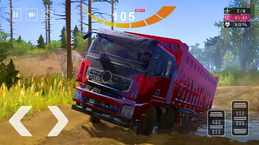 Euro Truck Simulator 2020 - Cargo Truck Driver apkdebit screenshots 3