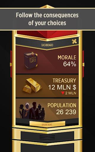 Mr. President u2013 Text Adventure screenshots 9