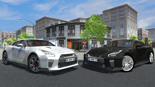 Gt-r Car Simulator screenshots 9