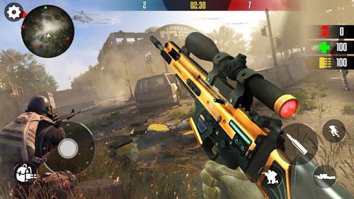 Modern Action Warfare : Offline Action Games 2021  Pc-softi 11