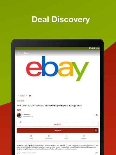 hotukdeals - Deals & Discounts apktram screenshots 17