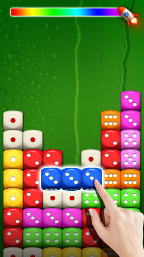 Dice Puzzle 3D-Merge Number game  screenshots 4